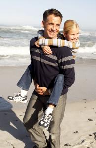 Veteran & Daughter